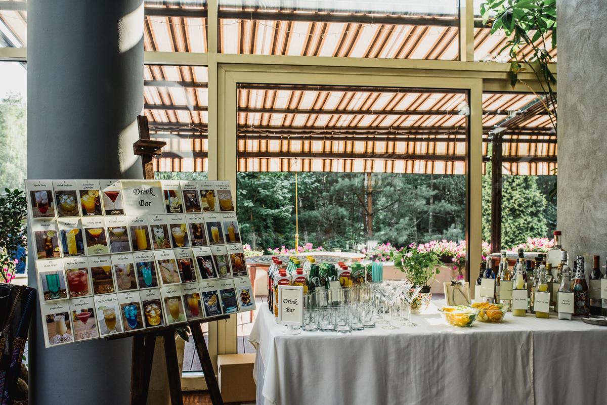 bar dla gości ślub wesele otwock