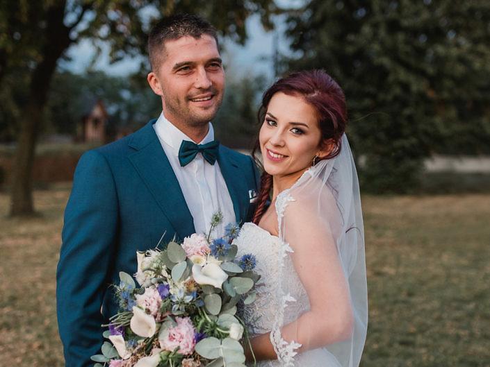 Anna i Piotr - ślub i wesele