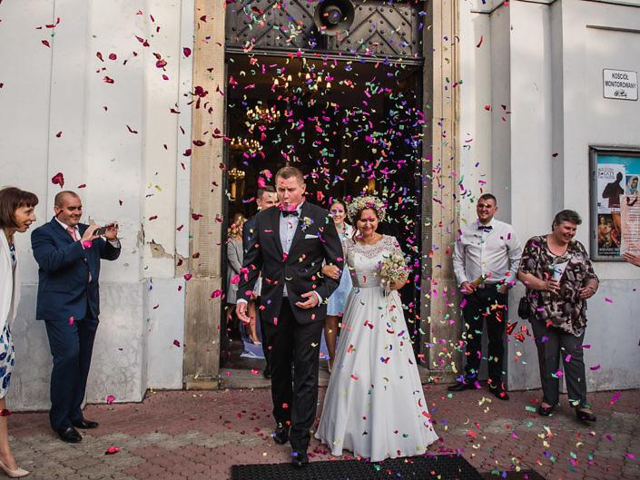 Ślub i wesele w Górze Kalwarii - Marlena i Krzysztof