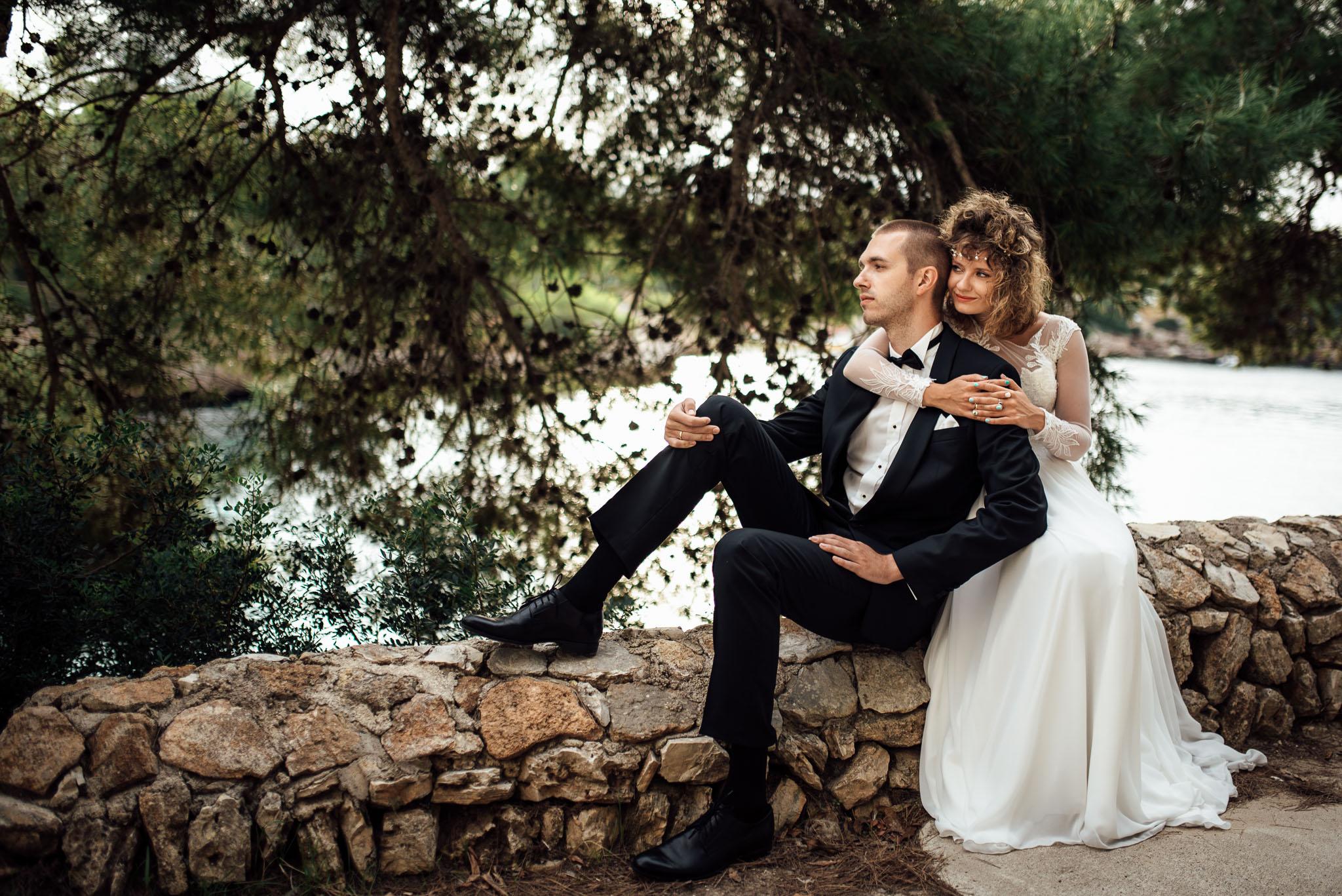 sesja ślubna majorka fotograf ślubny otwock