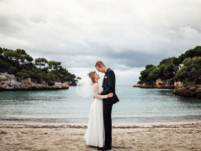 Fotografia ślubna - Martyna i Piotr - sesja ślubna na Majorce